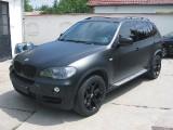 BMW X5 matt fekete